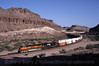Photo 0041<br /> Burlington Northern & Santa Fe; Kingman Canyon, Arizona<br /> August 2002