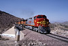 Photo 0077<br /> Burlington Northern & Santa Fe; Kingman Canyon, Arizona<br /> August 2002
