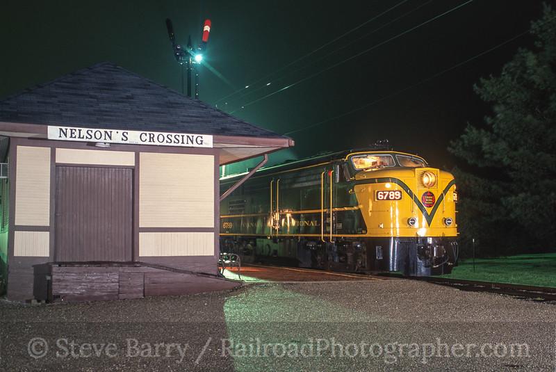 Photo 4519<br /> Monticello Railway Museum<br /> Monticello, Illinois<br /> April 2002