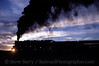 Photo 0606<br /> Atchison, Topeka & Santa Fe 3751; Grand Canyon Railway, Williams, Arizona<br /> August 23, 2002