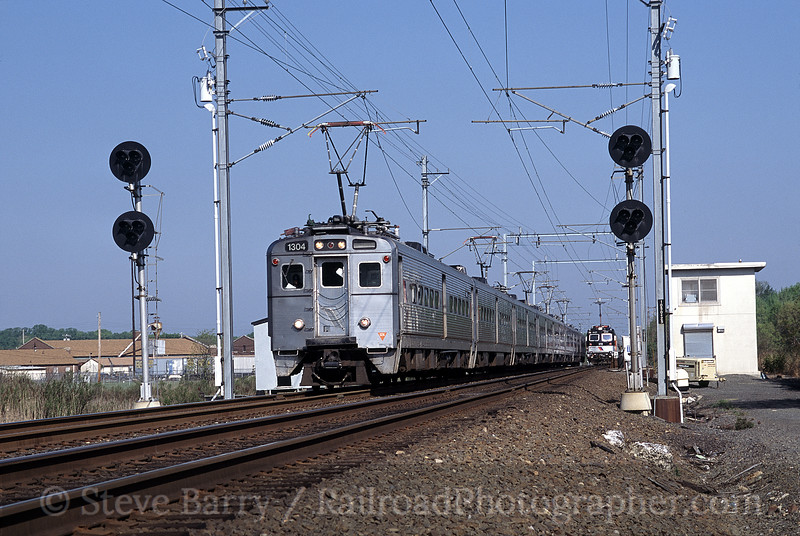 Photo 0370<br /> New Jersey Transit; Oceanport, New Jersey<br /> May 2002