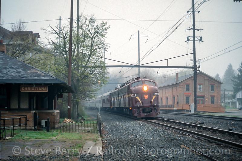Pennsylvania 5711; Christiana PA; 4/2002