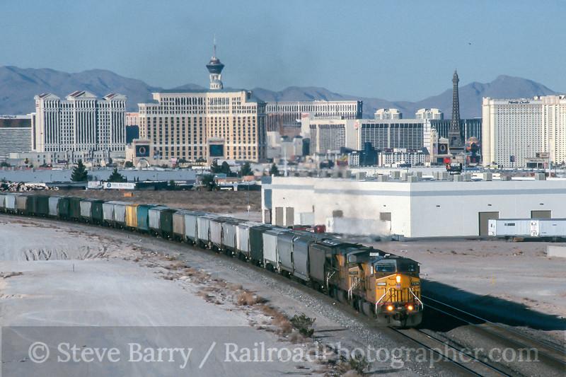 Union Pacific; Las Vegas NV; 2/2003
