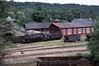 Photo 0671<br /> East Broad Top; Rockhill Furnace, Pennsylvania<br /> June 2003