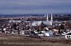 Photo 0596<br /> VIA Rail Canada; Metabetchouan, Quebec<br /> May 2003