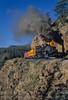 Photo 4190<br /> Durango & Silverton Narrow Gauge; Rockwood, Colorado<br /> October 8, 2003