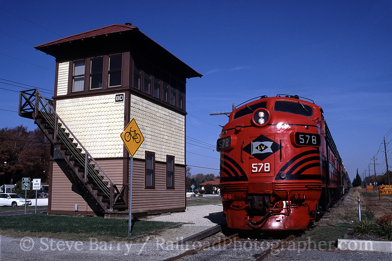 Photo 0121<br /> Cape May Seashore Lines; Cold Spring Village, Cape May, New Jersey<br /> November 2003