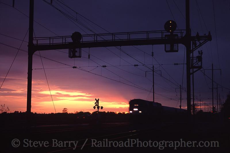 Photo 0020<br /> Amtrak; Ronks, Pennsylvania<br /> October 2003