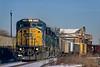 CSX; Newburgh NY; 12/2003