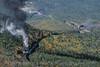 Photo 3792<br /> Mount Washington Cog; Mount Washington, New Hampshire<br /> September 2003