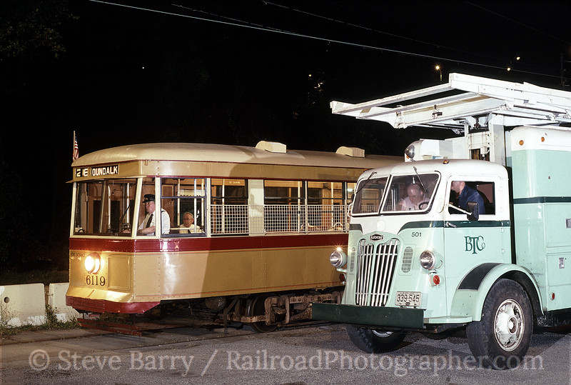 Photo 0092<br /> Baltimore Streetcar Museum; Baltimore, Maryland<br /> July 1, 2003