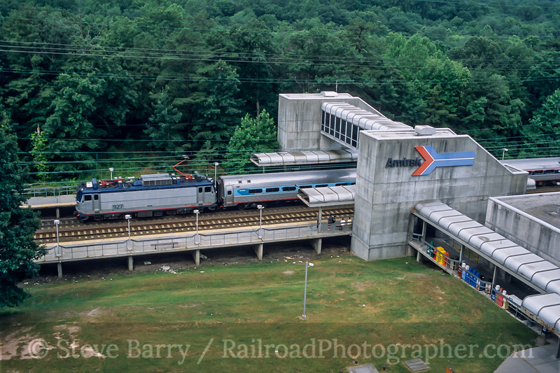 Amtrak; BWI Station MD; 7/2003