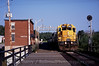 Photo 0437<br /> ON Rail; Swastika, Ontario<br /> July 19, 2004