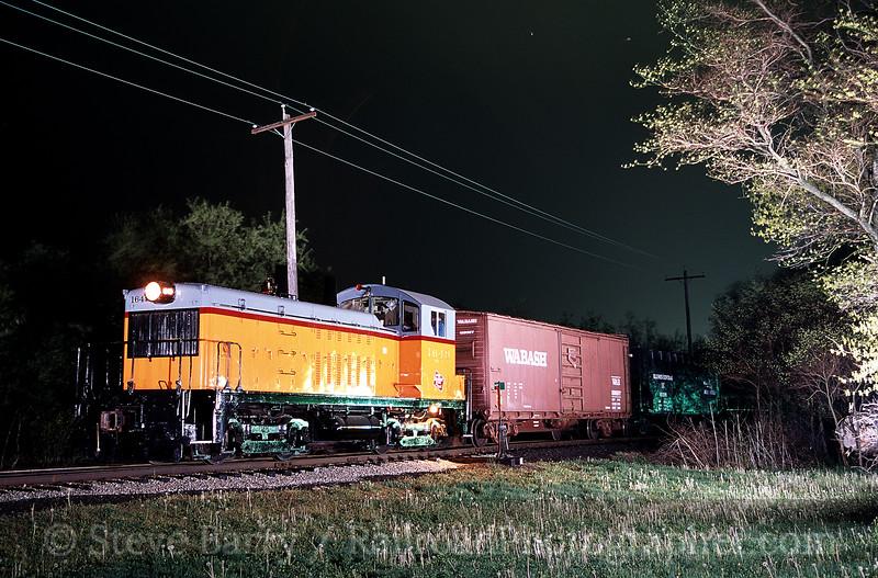 Photo 0331<br /> Monticello Railway Museum; Monticello, Illinois<br /> April 2004