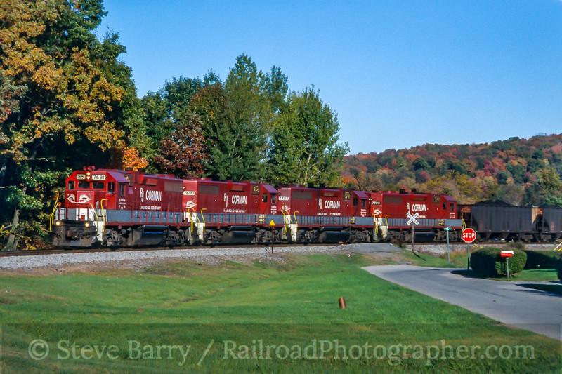RJ Corman; Burnside PA; 10/2004