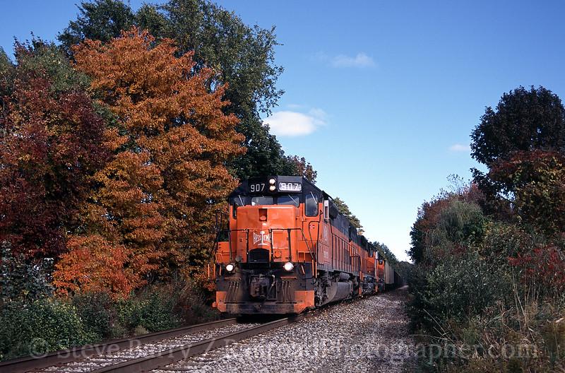 Photo 0058<br /> Bessemer & Lake Erie; Cherry Hill, Pennsylvania<br /> October 2004