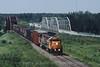 Photo 0432<br /> ON Rail; Groundhog River Bridge, Fauquier, Ontario<br /> July 14, 2004