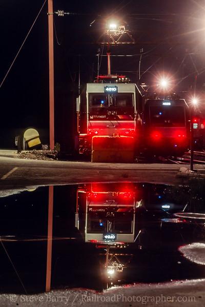 NJ Transit; Gladstone NJ; 8/2004