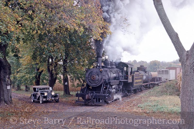 Photo 0119<br /> New Hope & Ivyland; Buckingham, Pennsylvania<br /> October 2004