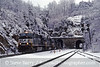 Photo 0400<br /> Norfolk Southern; Montgomery Tunnel, Montgomery, Virginia<br /> January 21, 2005