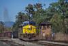 Photo 0213<br /> CSX Transportation; Lynchburg, Virginia<br /> October 30, 2005