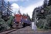Photo 0846<br /> Central Oregon & Pacific; Reedsport, Oregon<br /> July 2005