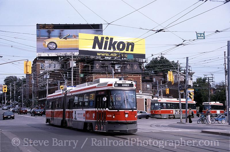 Photo 0884<br /> Toronto Transit Commission; Toronto, Ontario<br /> September 10, 2005