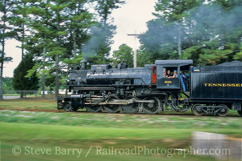 Tennessee Valley Railroad Museum; Lafayette GA; 9/24/05