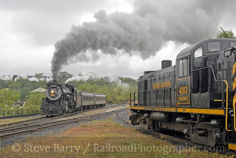 Photo 0783<br /> Steamtown National Historic Site; Bridge 60, Scranton, Pennsylvania<br /> September 14, 2006