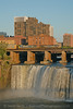 Photo 0687<br /> CSX Transportation; High Falls of the Genesee, Rochester, New York<br /> June 10, 2006