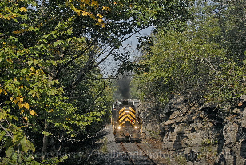 Photo 0754<br /> Delaware Lackawanna; Montage, Pennsylvania<br /> September 18, 2006