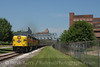 Photo 0710<br /> Cuyahoga Valley Scenic; Goodyear Plant, Akron, Ohio<br /> July 19, 2006