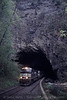 Photo 0634<br /> Norfolk Southern; Natural Tunnel, Virginia<br /> April 21, 2006