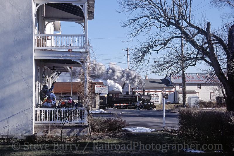 Photo 0353<br /> New Hope & Ivyland; Rushland, Pennsylvania<br /> February 19, 2006