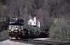 Photo 0644<br /> Norfolk Southern; Eckman, West Virginia<br /> April 18, 2006