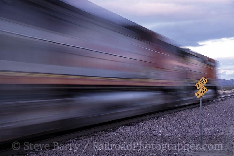 Photo 0076<br /> BNSF Railway; Hector, California<br /> March 13, 2006