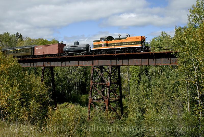 Photo 0770<br /> North Shore Scenic; Palmers, Minnesota<br /> September 9, 2006