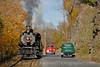 Photo 0870<br /> New York, Susquehanna & Western 142; Carpentersville, New Jersey<br /> November 4, 2006