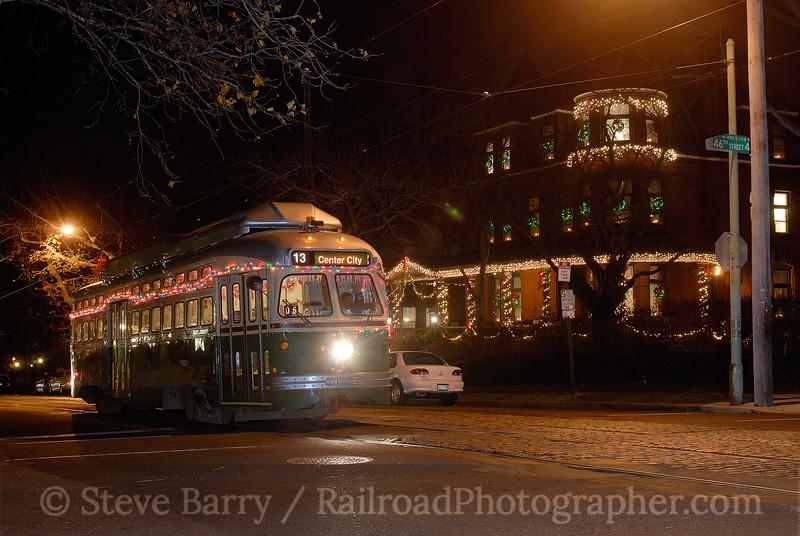 Photo 0880<br /> Southeastern Pennsylvania Transportation Authority; Philadelphia, Pennsylvania<br /> December 9, 2006