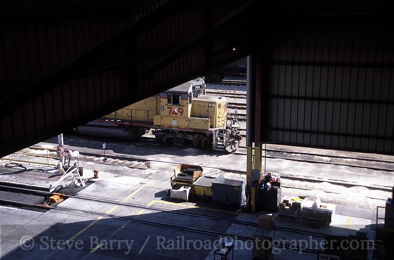 Photo 0533<br /> Union Pacific; Dolores Yard, Dolores, California<br /> March 15, 2006