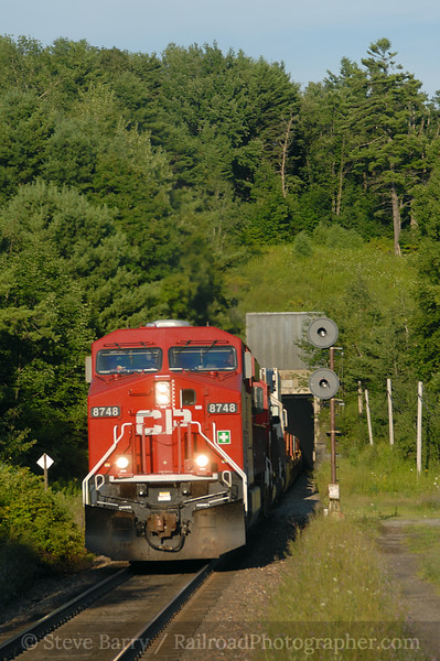 Photo 0731<br /> Canadian Pacific (Delaware & Hudson); Tunnel, New York<br /> August 6, 2006