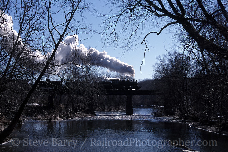 Photo 0350<br /> New Hope & Ivyland; Rushland, Pennsylvania<br /> February 19, 2006