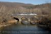 Photo 0837<br /> Amtrak; Great Cacapon, West Virginia<br /> December 19, 2006