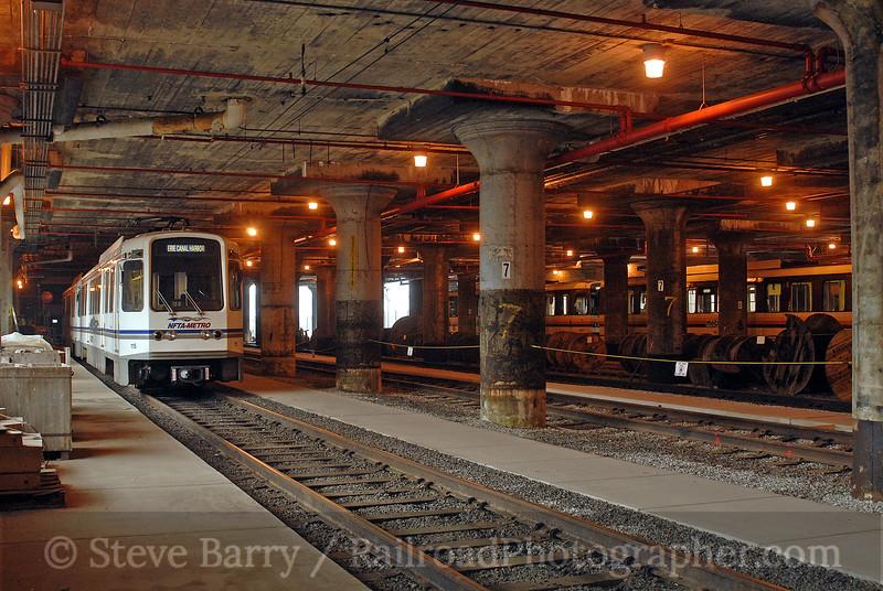 Photo 0741<br /> Niagara Frontier Transportation Authority; Buffalo, New York<br /> September 23, 2006