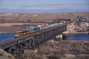 Photo 0084<br /> BNSF Railway; Topock, Arizona (across the Colorado River)<br /> February 14, 2006