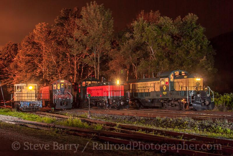Berkshire Scenic Railroad Museum; Lenox MA; 8/26/06