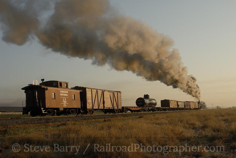 Photo 1033<br /> Strasburg Rail Road; Strasburg, Pennsylvania<br /> November 5, 2007