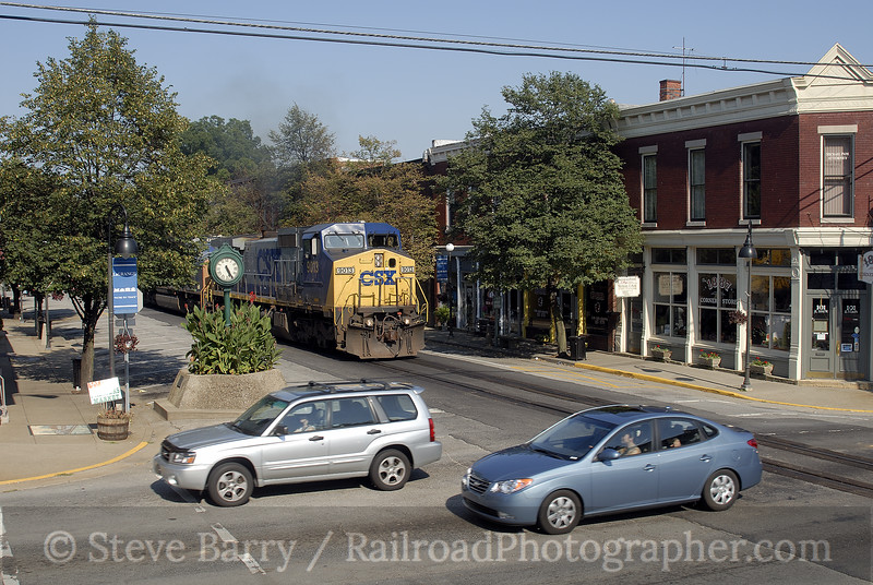 Photo 0995<br /> CSX Transportation; LaGrange, Kentucky<br /> August 12, 2007