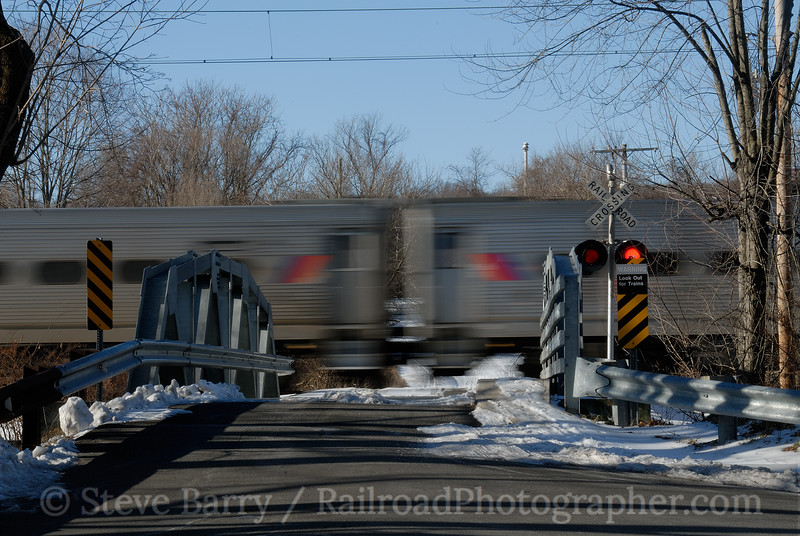 Photo 0493<br /> New Jersey Transit; Gladstone, New Jersey<br /> March 19, 2007