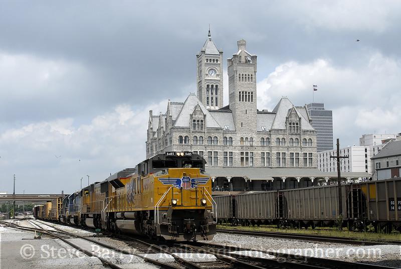 Photo 0932<br /> CSX Transportation; Nashville, Tennessee<br /> July 11, 2007